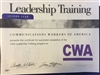Certificate - Leadership Training Second Year