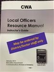 Local OfficerResource Manual - Instructor Guide with Video