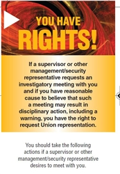 Weingarten Rights Card
