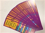 CWA Bookmark (pack of 50)