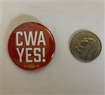 Buttons - 'CWA Yes'
