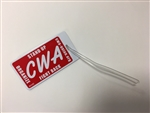 CWA Luggage Tag