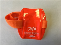 Orange CWA Arm Bands
