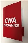 Red CWA Organize Folder