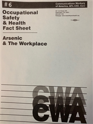 """Arsenic and the Workplace"""