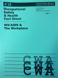 """HIV/AIDS and the Workplace"""