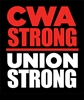 CWA STRONG BUTTONS (BAG OF 50)