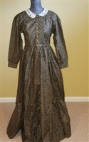 Ashley Civil War Day Dress