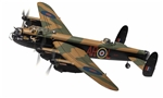 RAF Avro Lancaster B Mk. I Heavy Bomber - PA474, operated by The Battle of Britain Memorial Flight