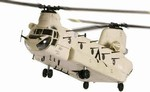 Corgi RAF Boeing-Vertol Chinook HC.1 Heavy Lift Helicopter - Chinook Squadron Middle East, Gulf War, 1991