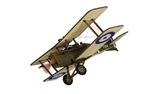 Royal Flying Corps Royal Aircraft Factory S.E.5a Fighter - F-904, Major C E M Pickthorn (MC), No.84 Squadron, France, November 1918 [100 Years of the RAF]