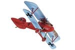 German Albatros D.V Fighter - 2059/17, Manfred von Richthofen, Jagdgeschwader 1, Marckebeke, Belgium, Late August 1917