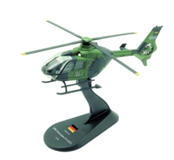 German Army Eurocopter EC135T1 Attack Helicopter - Germany, 2006