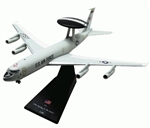 USAF Lockheed Boeing E-3 Sentry Airborne Early Warning Aircraft