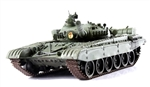 Soviet T-72A Main Battle Tank Europe 1980