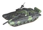 Finnish T-72M Main Battle Tank