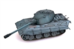 German E-75 Standardpanzer Heavy Tank with 128mm Gun - Grey