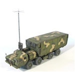 "Russian 54K6E ""Baikal"" Mobile Air Defense Command Post"
