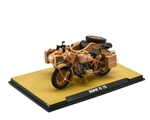 German BMW R75 Motorcycle with Sidecar - Deutsches Afrika Korps