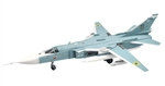 "Ukrainian Sukhoi Su-24M ""Fencer-D"" Attack Aircraft - ""White 22"""