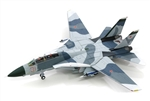 "US Navy Grumman F-14A ""Tomcatsky"" Fleet Defense Fighter - ""Red 31"", VF-126 ""Bandits"" [Weathered Version]"
