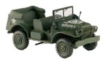 US Army Dodge WC 56 Command Car 7th Army Sicily, 1943