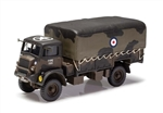 British RAF Bedford QL Supply Truck - RAF 2nd Tactical Air Force, 84 Group, Gold Beach, Normandy, 1944