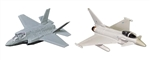 Defense of the Realm Collection - F-35 and Typhoon (Fit to Box)