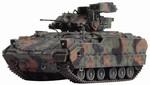 US M2A2 Bradley Infantry Fighting Vehicle - A Company, 3rd Squadron, 5th Cavalry, 1st Infantry Division, Germany