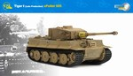 Limited Edition German Late Production Sd. Kfz. 181 PzKpfw VI Tiger I Ausf. E Heavy Tank - Wilhelm Knauth, 311, schwere Panzerabteilung 505, Eastern Front, 1943