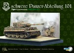 Limited Edition German Sd. Kfz. 181 PzKpfw VI Tiger I Ausf E Heavy Tank - schwere SS Panzer Abteilung 101, Villers Bocage, France, Summer 1944