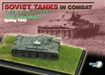 Limited Edition Soviet T-34/76 Medium Tank - 116th Tank Brigade, Spring 1942
