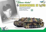 Dragon Hobby Expo 2005 Exclusive #1: Johann Hubers Jagdpanzer IV L/70 Tank Destroyer - 7.Panzer-Division, Kurland, Latvia, October 1944