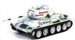 Soviet T-34/85 Mod. 1944 Medium Tank - 38th Independent Tank Regiment, Eastern Front, 1945