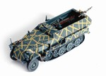 German Sd. Kfz. 251/2 Ausf. C Half-Track - Rivetted Version, 1942