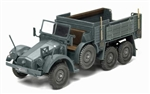German Kfz. 70 Krupp Protze 6x4 Cargo Truck - Unidentified Unit, European Theatre of Operations