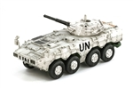 Limited Edition PLA ZBL-09 Snow Leopard Infantry Fighting Vehicle - United Nations Peacekeeping Force