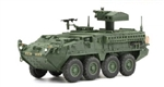 US M1124 Stryker ATGM Guided Missile Vehicle