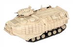 USMC AAVP7A1 Amphibious Assault Vehicle with Enhanced Applique Armor Kit - Desert