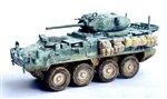 US M1296 Dragoon Armored Personnel Carrier - 1st Squadron, 2nd Cavalry Regiment, Germany 2020