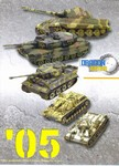 2005 Dragon 1:72 Scale Armor Catalog - 8 Pages