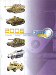 2006 Dragon 1:72 Scale Armor Catalog - 12 Pages