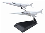 Douglas X-3 Stiletto Experimental Aircraft - Edwards AFB [2-Pack]