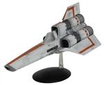 Battlestar Galactica Colonial Viper Mark I Fighter - 1978 Series [With Collector Magazine]