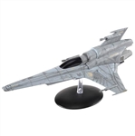 Battlestar Galactica Colonial Viper Mark VII Fighter - 2004 Series [With Collector Magazine]