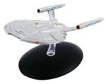 Star Trek Federation NX Class Starship - USS Enterprise NX-01 [With Collector Magazine]