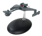 Star Trek Klingon K't'inga Class Battle Cruiser [With Collector Magazine]