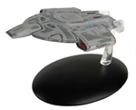 Star Trek Federation Defiant Class Starship - USS Defiant NX-74205 [With Collector Magazine]