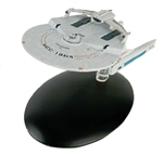 Star Trek Federation Miranda Class Starship - USS Reliant NCC-1864 [With Collector Magazine]
