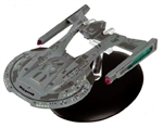 Star Trek Federation Akira Class Starship - USS Thunderchild NCC-63549 [With Collector Magazine]
